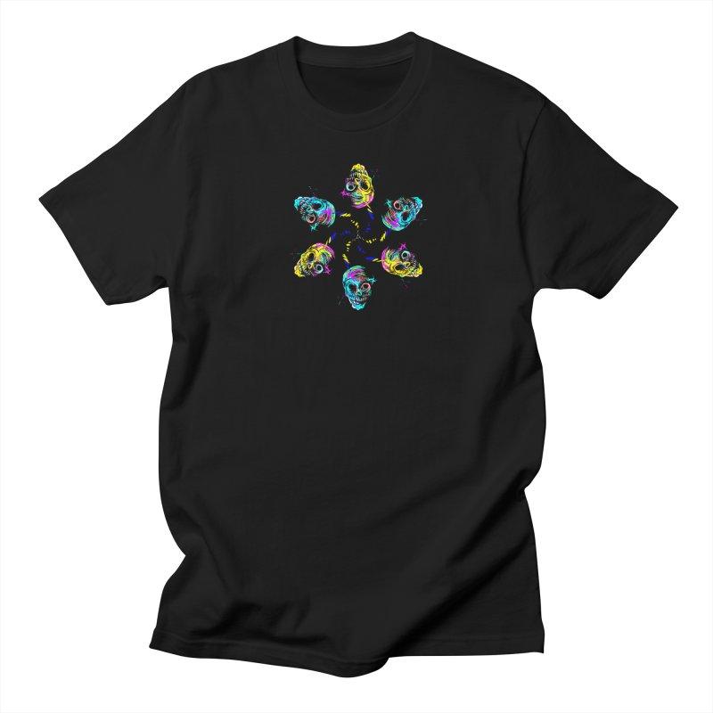 ghouls weekend Men's Regular T-Shirt by Jason Henricks' Artist Shop
