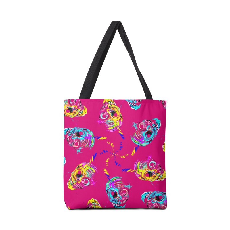 ghouls weekend Accessories Tote Bag Bag by Jason Henricks' Artist Shop