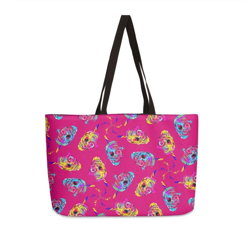 ghouls weekend Accessories Weekender Bag Bag by Jason Henricks' Artist Shop