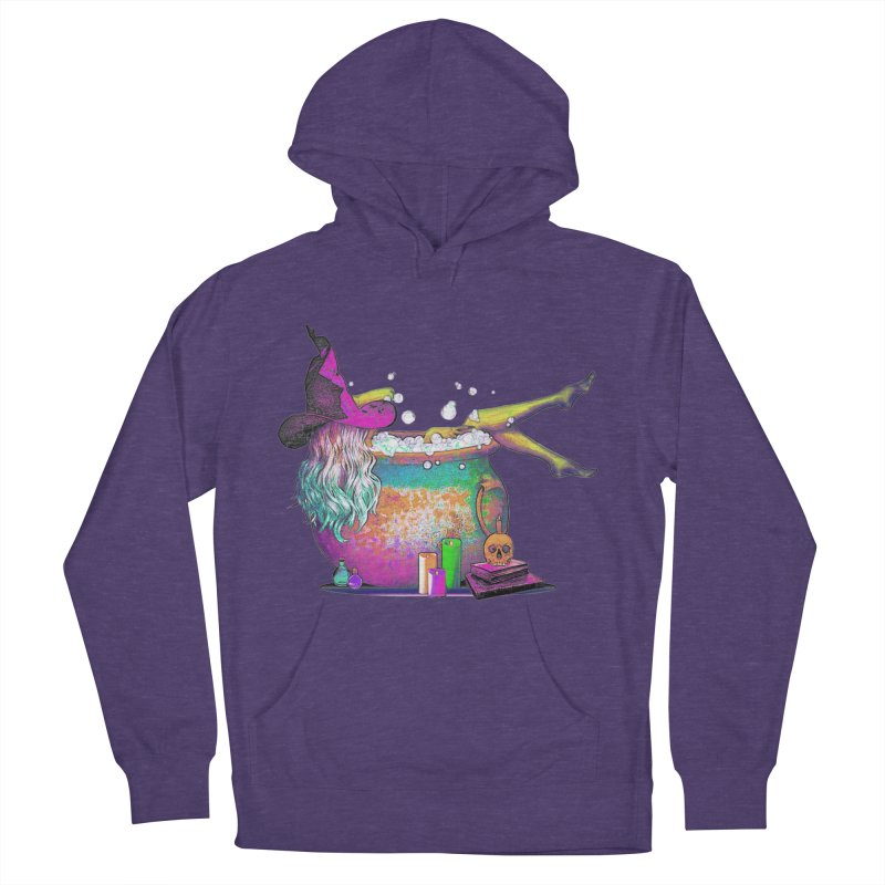 A little witchy.- Psychedelic Edition Women's Pullover Hoody by Jason Henricks' Artist Shop