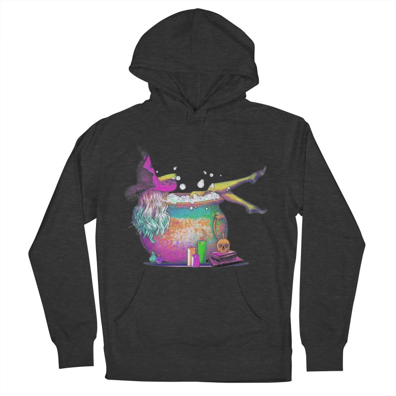 A little witchy.- Psychedelic Edition Men's Pullover Hoody by Jason Henricks' Artist Shop