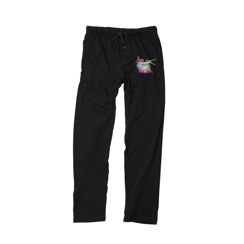 A little witchy.- Psychedelic Edition Women's Lounge Pants by Jason Henricks' Artist Shop