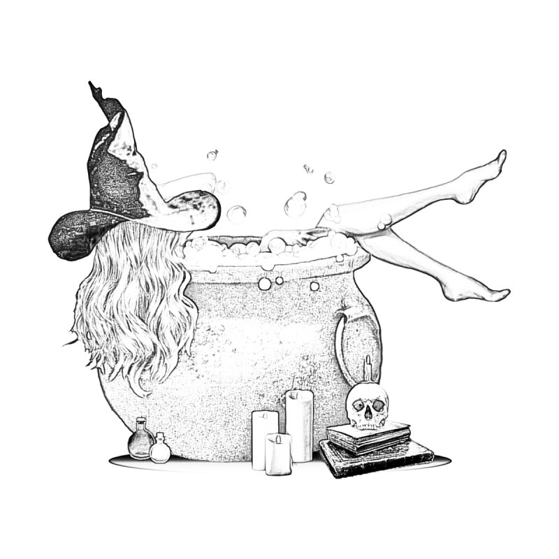 A little witchy.   by Jason Henricks' Artist Shop
