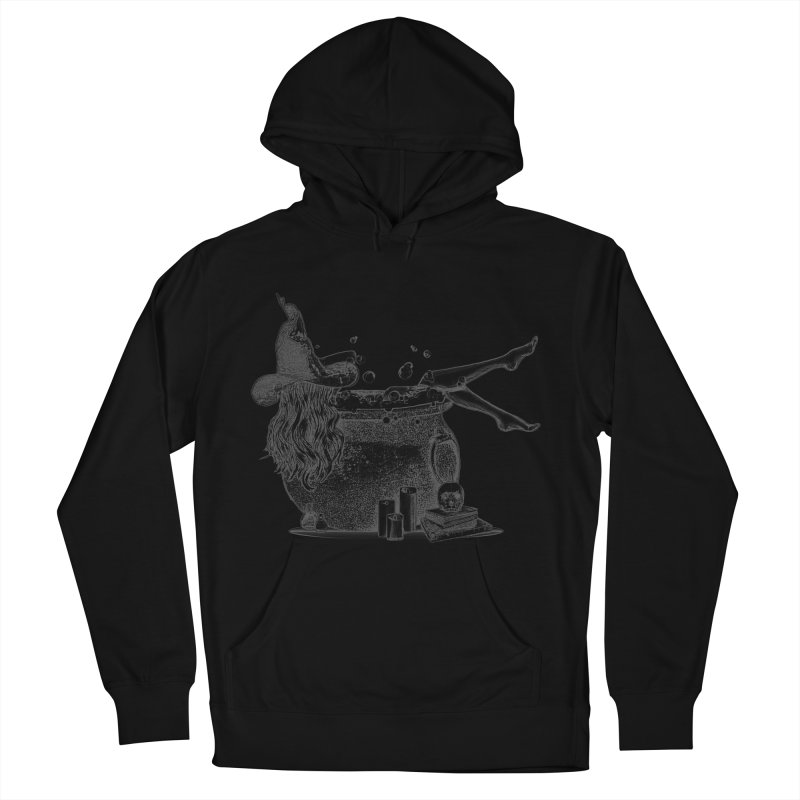 A little witchy. Women's Pullover Hoody by Jason Henricks' Artist Shop