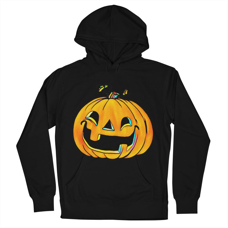 Party Pumpkin  Women's Pullover Hoody by Jason Henricks' Artist Shop