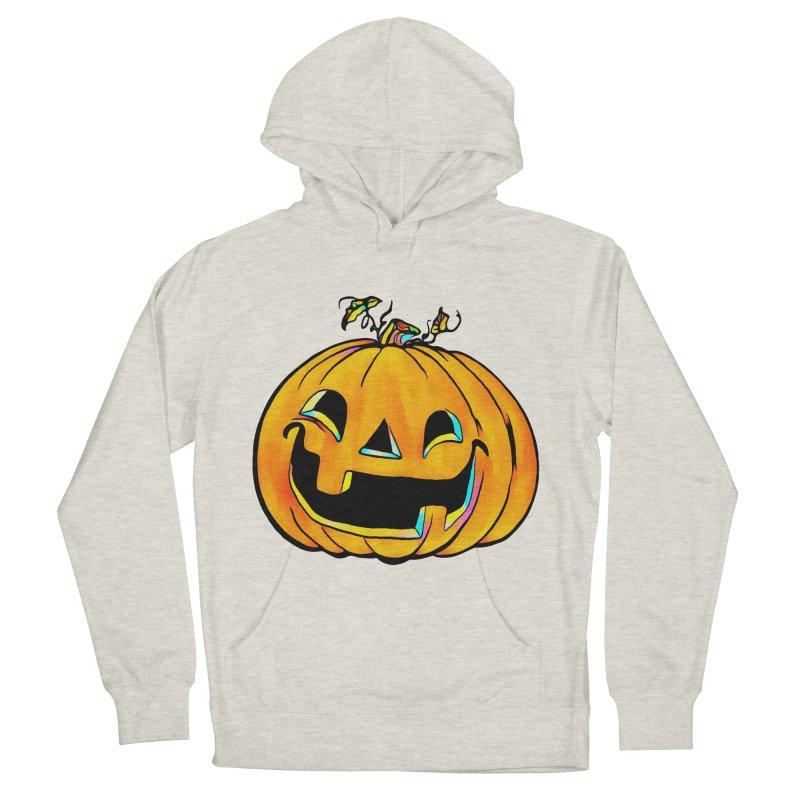 Party Pumpkin  Men's Pullover Hoody by Jason Henricks' Artist Shop