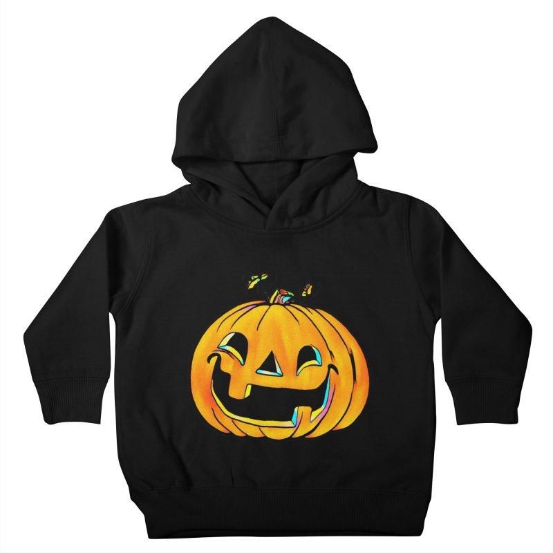 Party Pumpkin    by Jason Henricks' Artist Shop