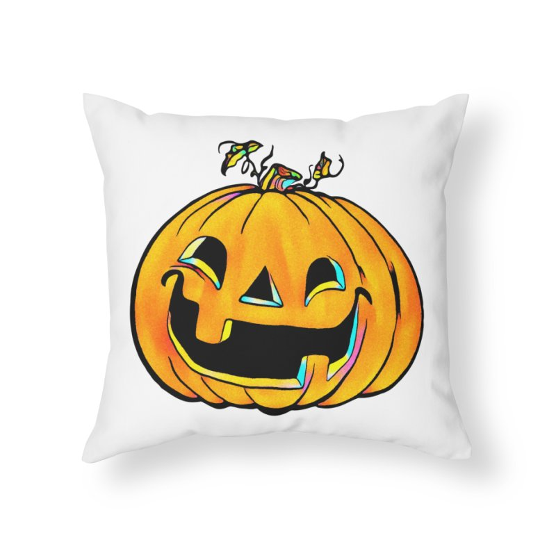 Party Pumpkin    by Jason Henricks' Artist Shop