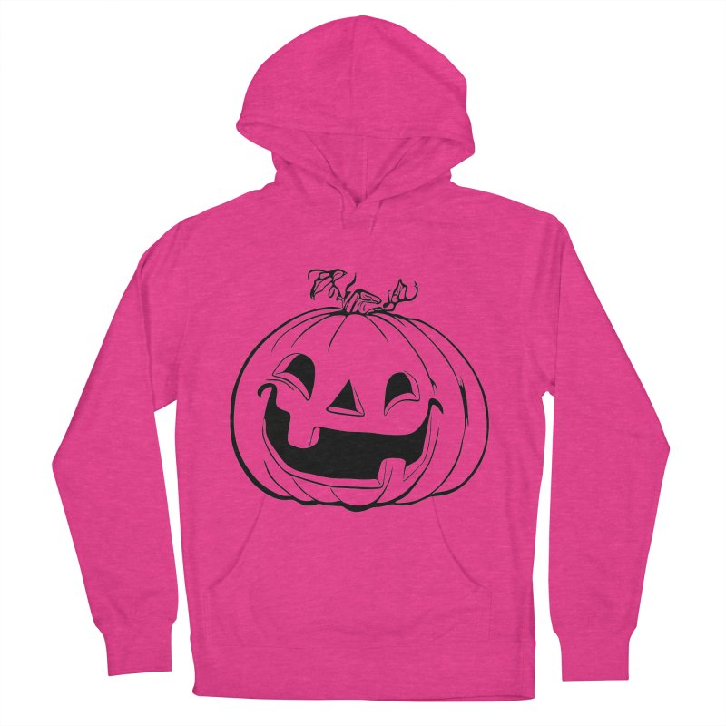 Party Pumpkin (Version 2) Women's Pullover Hoody by Jason Henricks' Artist Shop