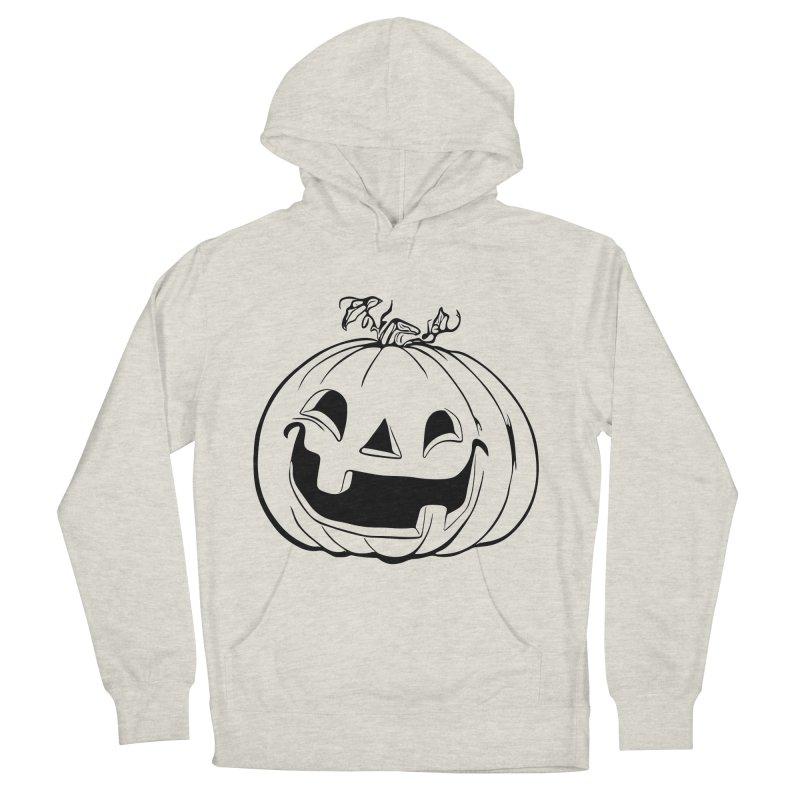 Party Pumpkin (Version 2) Men's Pullover Hoody by Jason Henricks' Artist Shop
