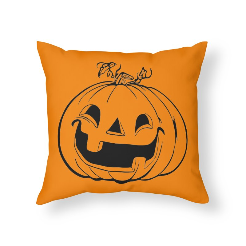Party Pumpkin (Version 2)   by Jason Henricks' Artist Shop