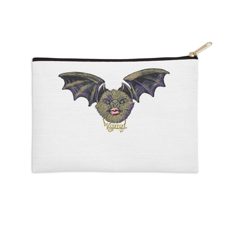 Vamp in Zip Pouch by Jason Henricks' Artist Shop