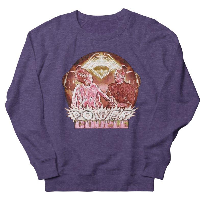 The Original Power Couple Men's Sweatshirt by Jason Henricks' Artist Shop
