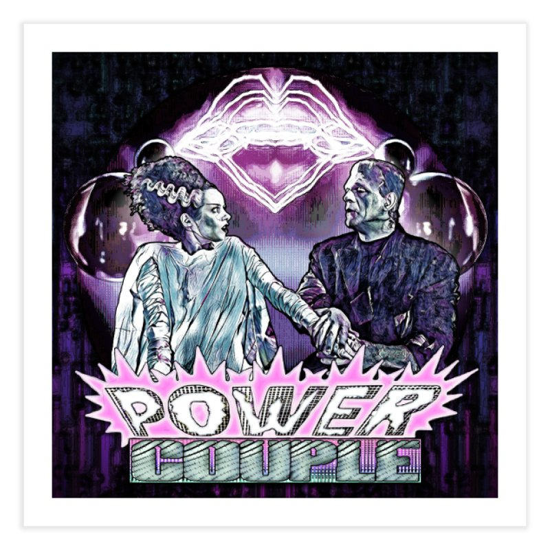 Power Couple- Version 2   by Jason Henricks' Artist Shop