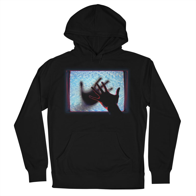 Static Women's Pullover Hoody by Jason Henricks' Artist Shop