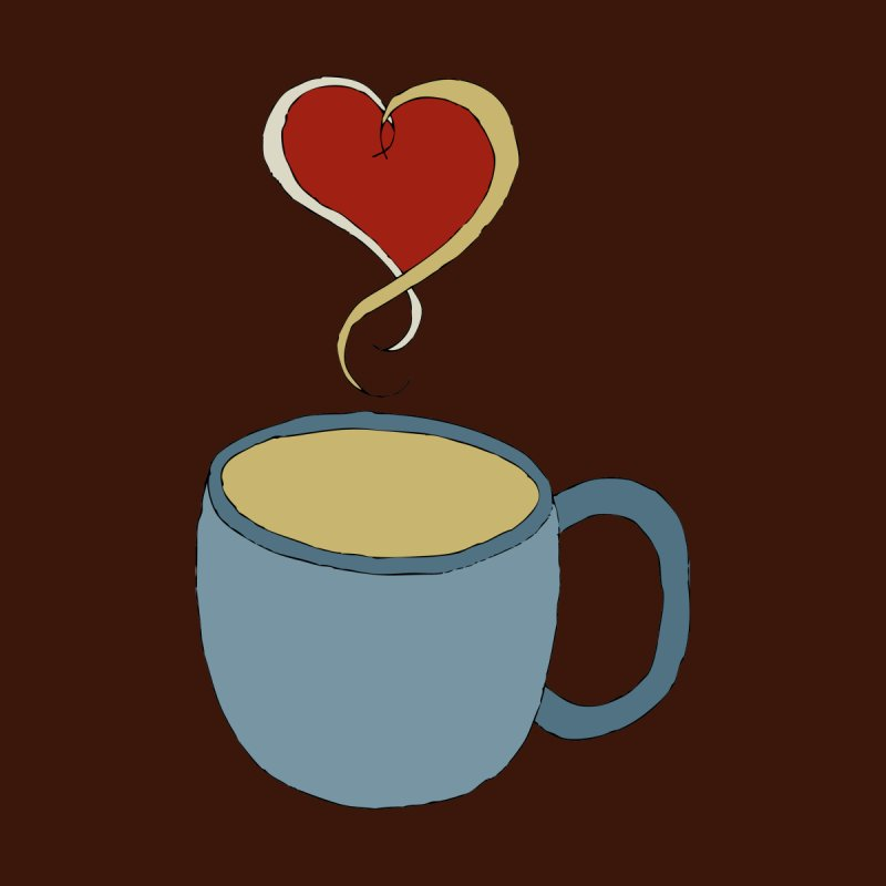Coffee Love by JiggyTheGeek's Artist Shop