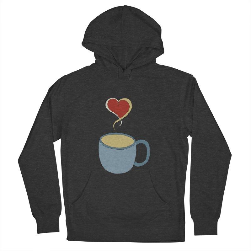 Coffee Love Women's Pullover Hoody by JiggyTheGeek's Artist Shop