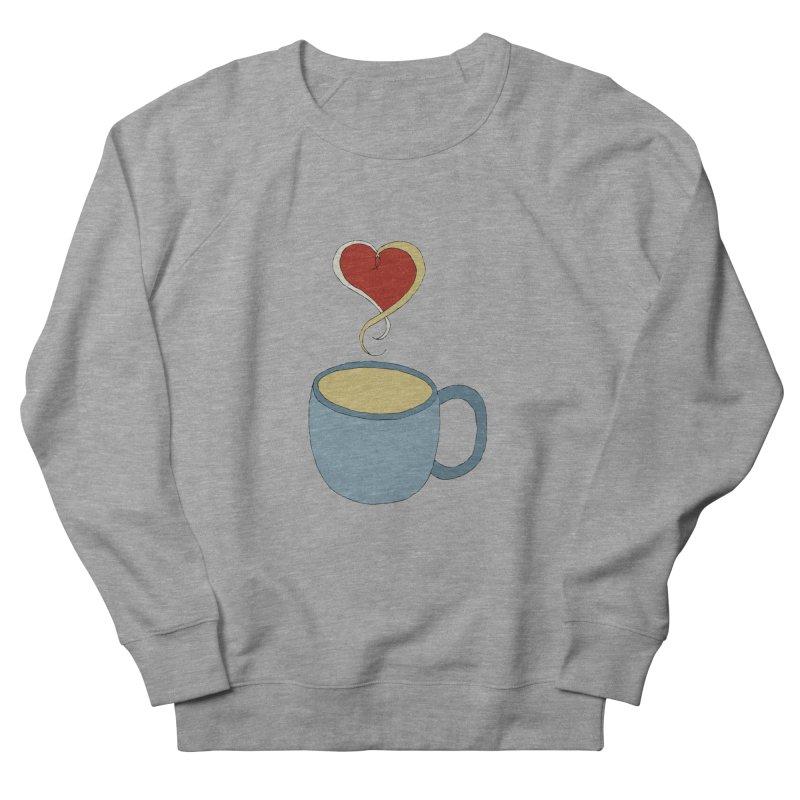 Coffee Love Men's Sweatshirt by JiggyTheGeek's Artist Shop