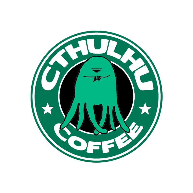 Cthulhu Coffee   by JiggyTheGeek's Artist Shop