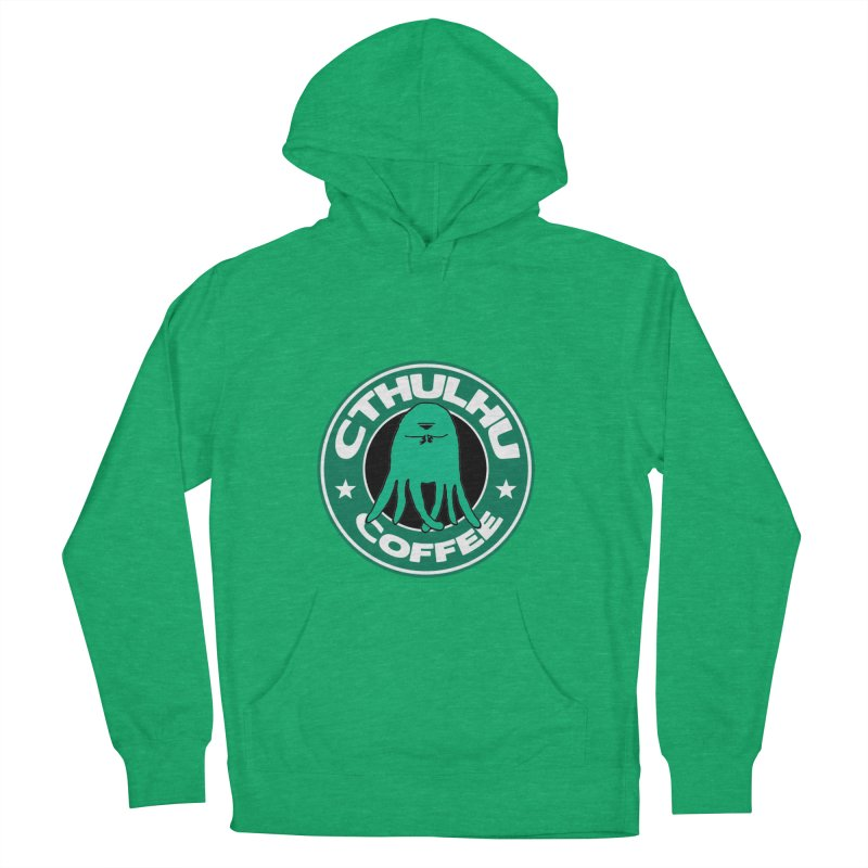 Cthulhu Coffee Women's Pullover Hoody by JiggyTheGeek's Artist Shop