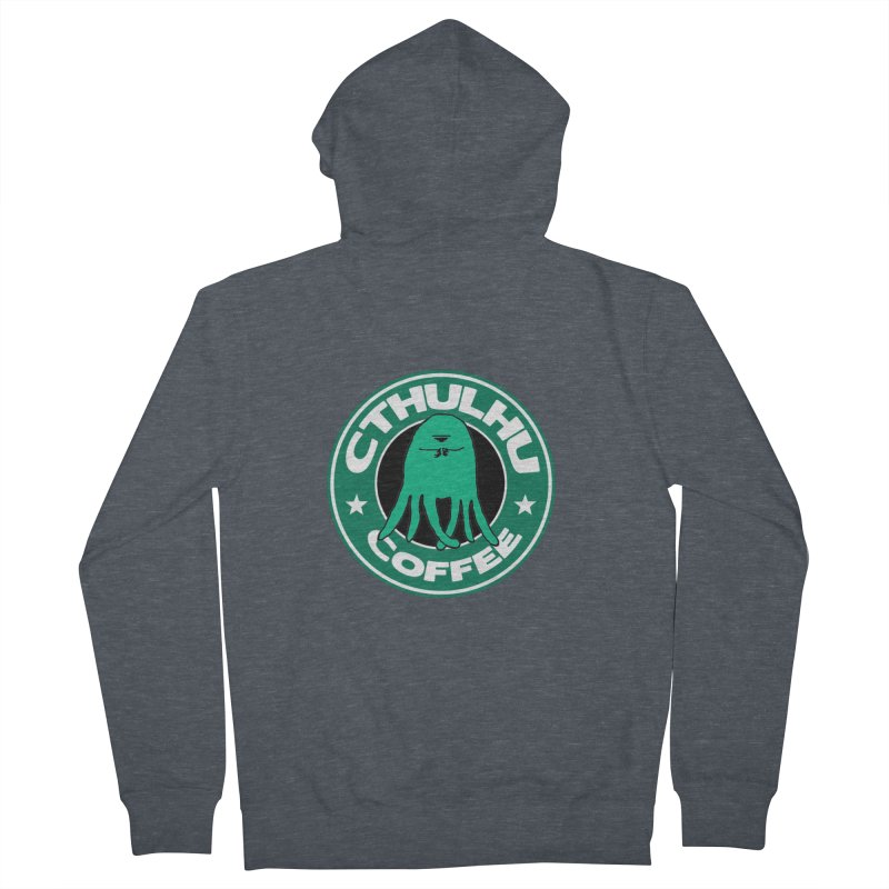 Cthulhu Coffee Women's Zip-Up Hoody by JiggyTheGeek's Artist Shop