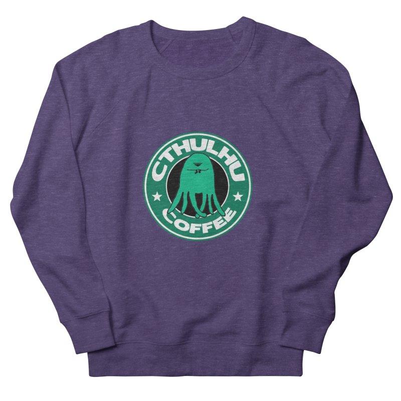 Cthulhu Coffee Women's Sweatshirt by JiggyTheGeek's Artist Shop