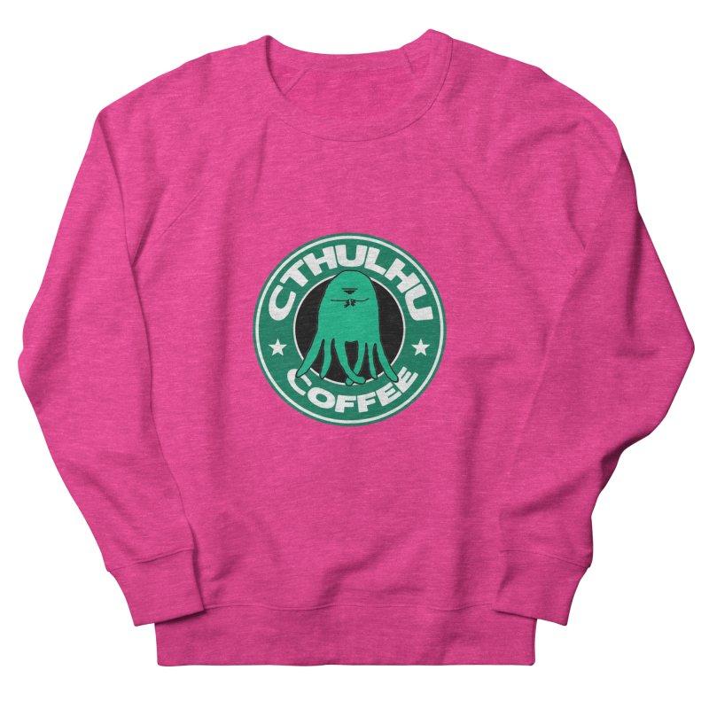 Cthulhu Coffee Men's Sweatshirt by JiggyTheGeek's Artist Shop