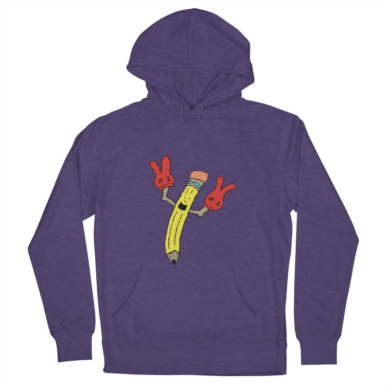 Proud to be Number Two Men's Pullover Hoody by JiggyTheGeek's Artist Shop