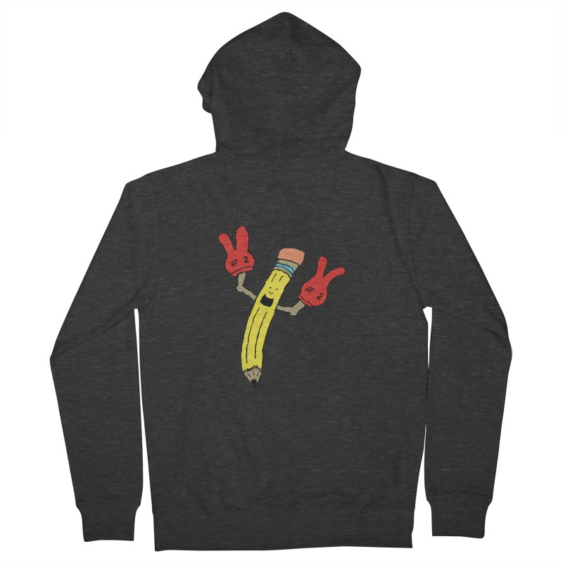 Proud to be Number Two Women's Zip-Up Hoody by JiggyTheGeek's Artist Shop