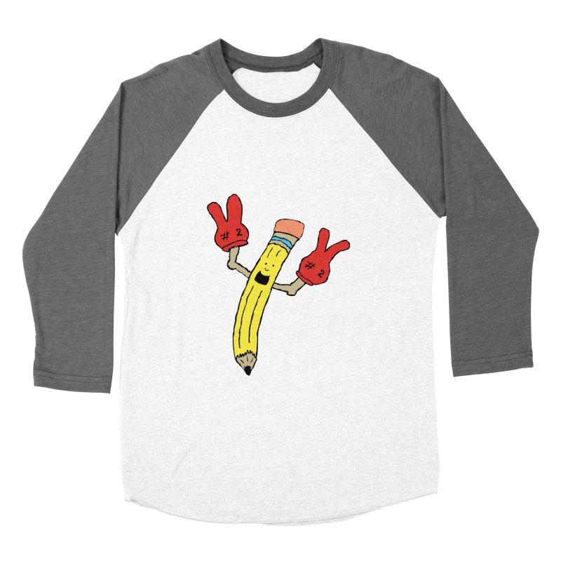 Proud to be Number Two Women's Baseball Triblend T-Shirt by JiggyTheGeek's Artist Shop