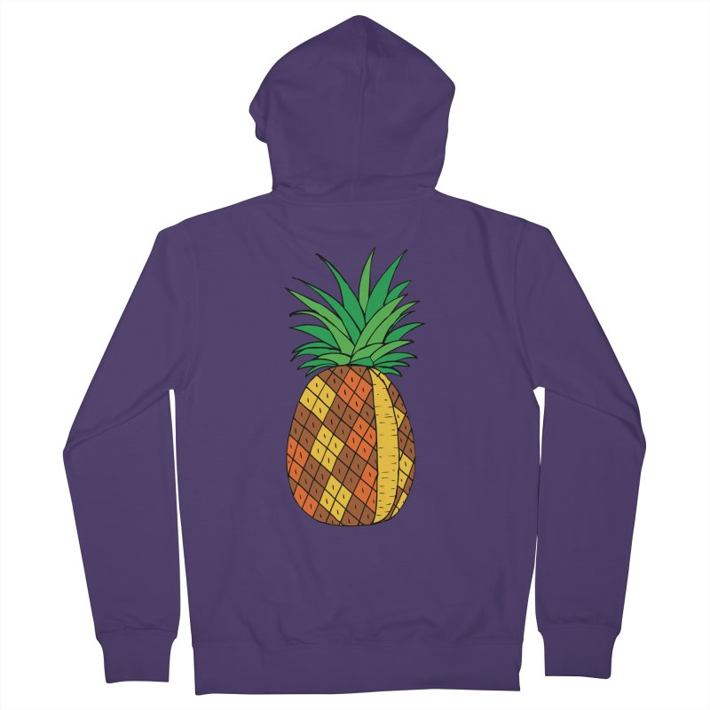 Fashionable Fruit Women's Zip-Up Hoody by JiggyTheGeek's Artist Shop