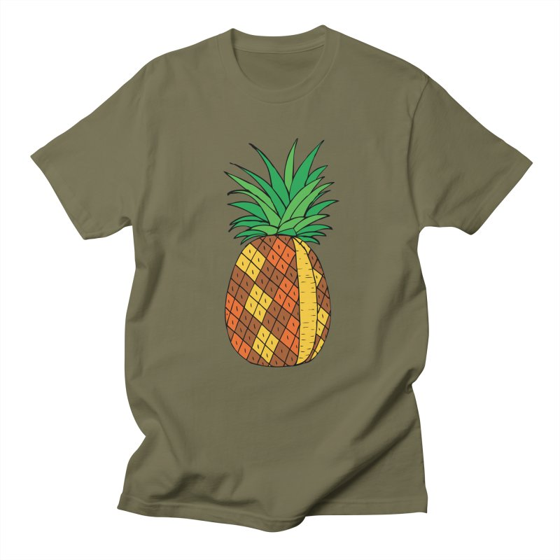 Fashionable Fruit Men's T-shirt by JiggyTheGeek's Artist Shop