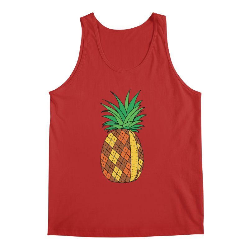 Fashionable Fruit Men's Tank by JiggyTheGeek's Artist Shop