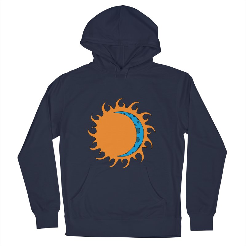 Sun & Moon Women's Pullover Hoody by JiggyTheGeek's Artist Shop
