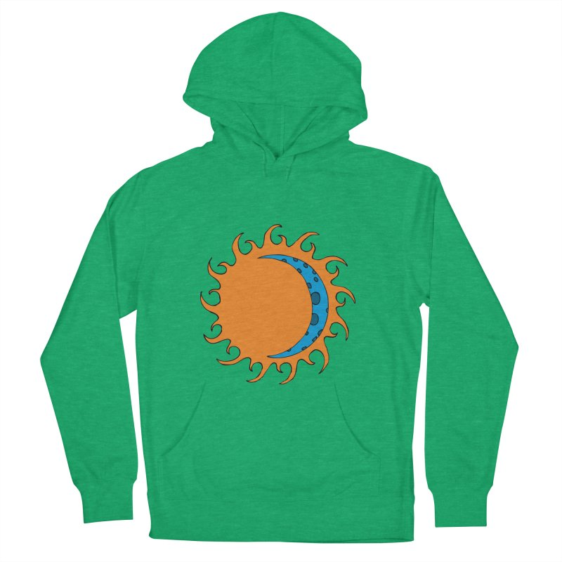 Sun & Moon Men's Pullover Hoody by JiggyTheGeek's Artist Shop