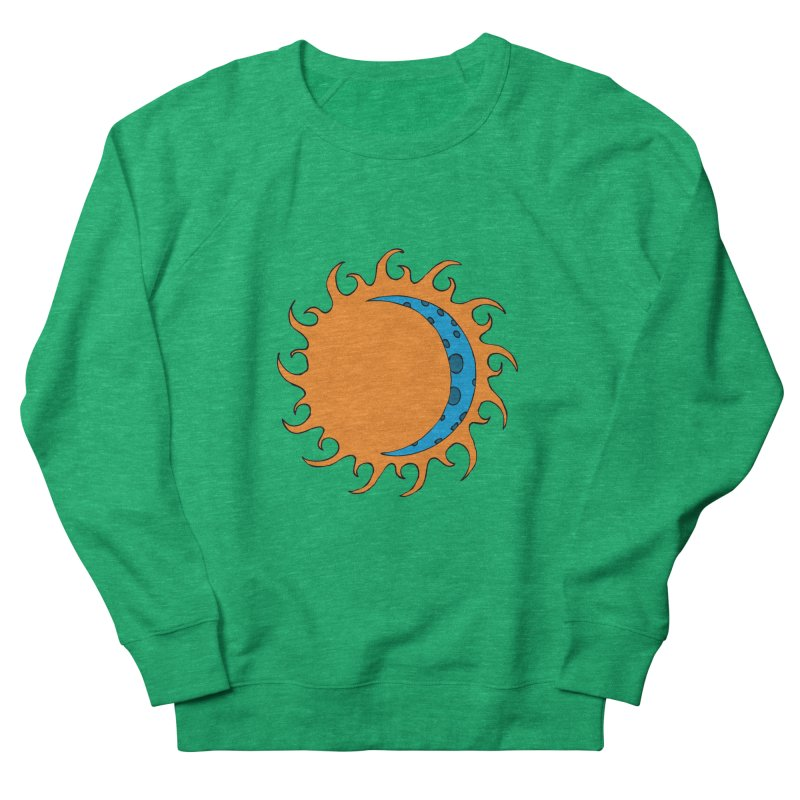 Sun & Moon Women's Sweatshirt by JiggyTheGeek's Artist Shop