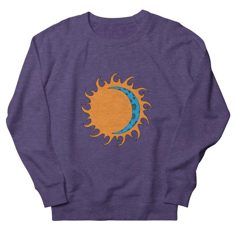 Sun & Moon Men's Sweatshirt by JiggyTheGeek's Artist Shop