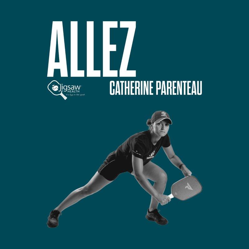 Allez - Catherine Parenteau Accessories Bag by Jigsaw Swag designed by Jigsaw Health