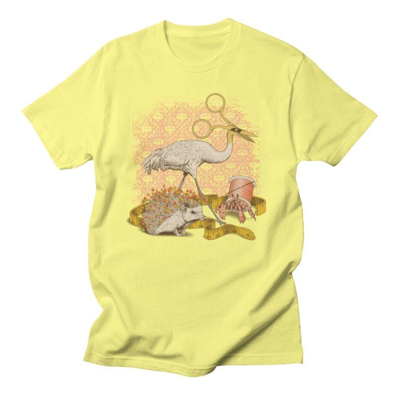 Alice's Sewing Basket Women's T-Shirt by jillustration's Artist Shop