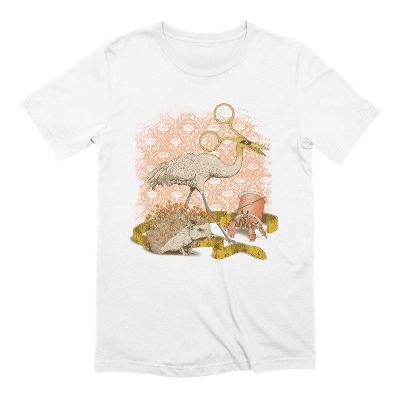 Alice's Sewing Basket Men's T-Shirt by jillustration's Artist Shop