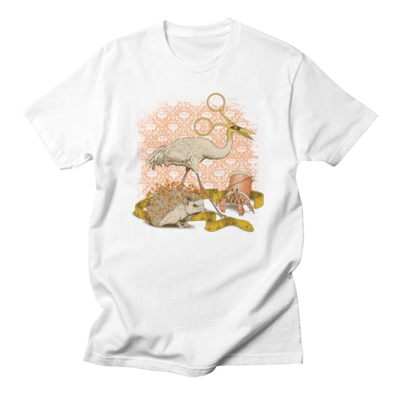 Alice's Sewing Basket Men's T-Shirt by jillustration's Artist Shop