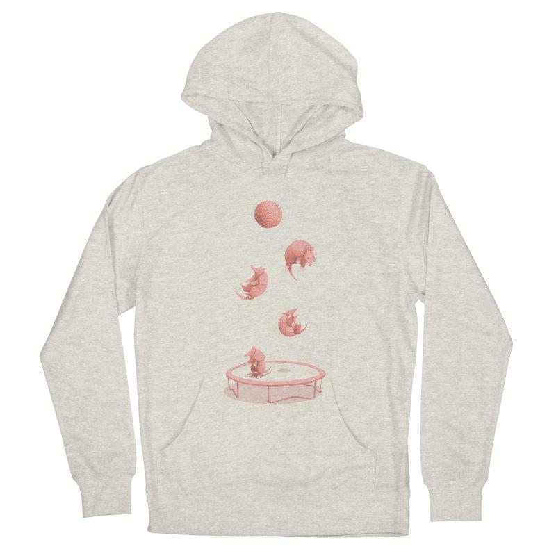 Trampoline Women's Pullover Hoody by jillustration's Artist Shop