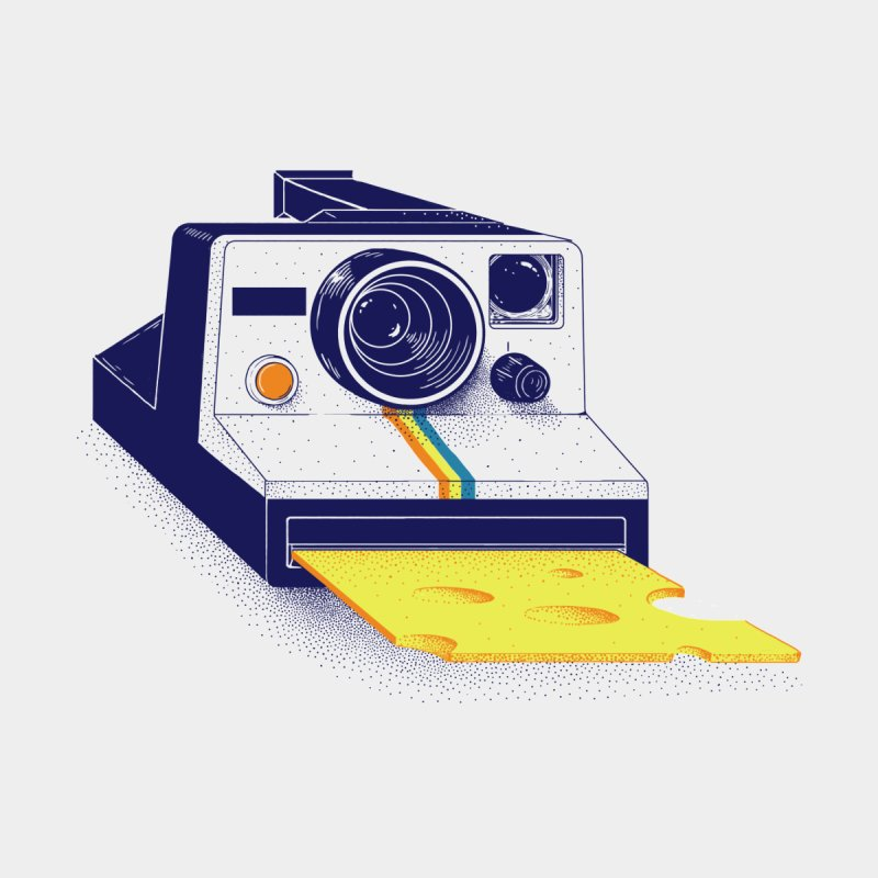 Say Cheese None  by jillustration's Artist Shop
