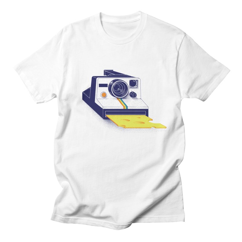 Say Cheese Men's T-shirt by jillustration's Artist Shop