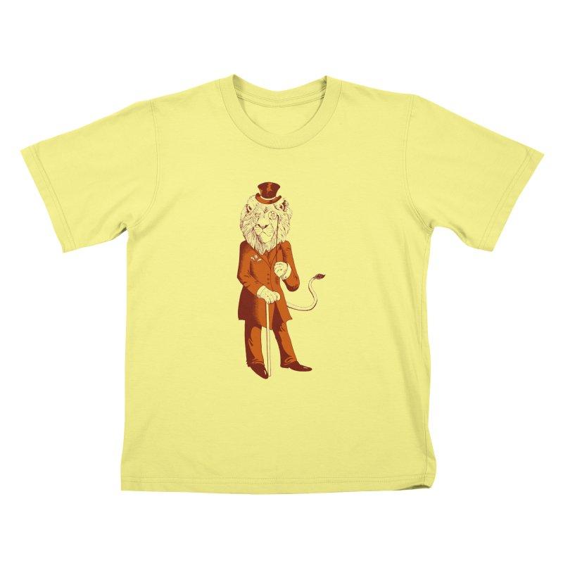 Dandylion Kids T-shirt by jillustration's Artist Shop