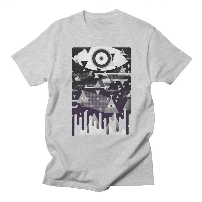 Eyes Men's T-shirt by jimdahousecat