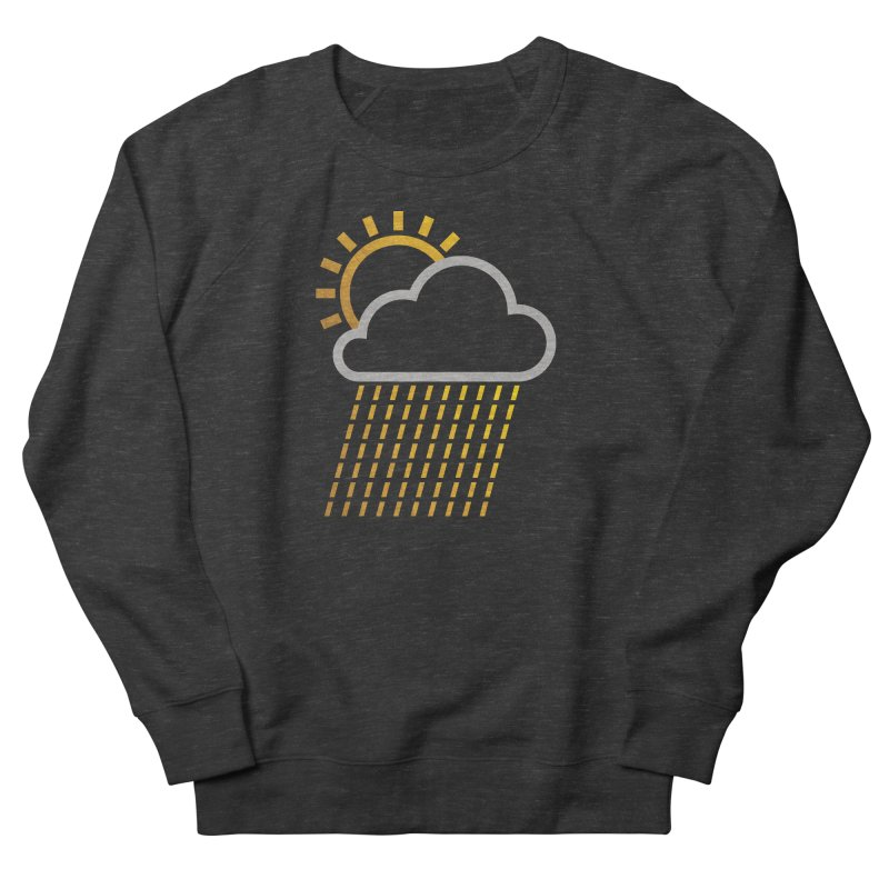 Golden Showers Women's Sweatshirt by jimdahousecat