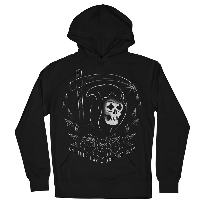 Another Day Another Slay Men's Pullover Hoody by Jimmy Breen Artist Shop