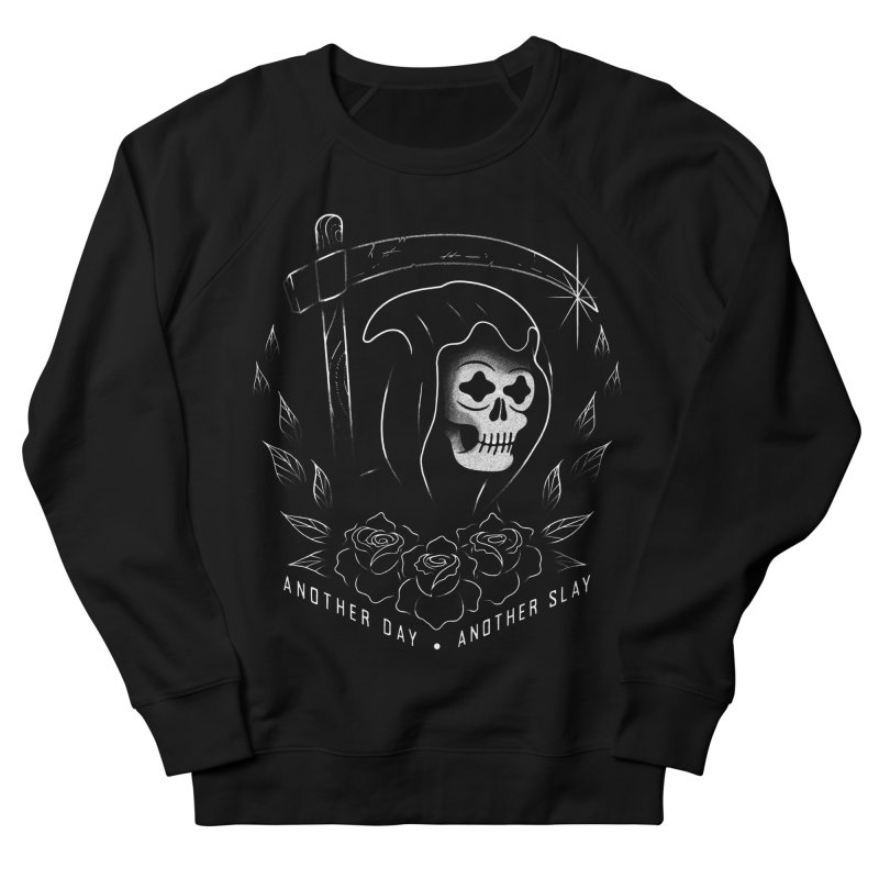 Another Day Another Slay Men's Sweatshirt by Jimmy Breen Artist Shop