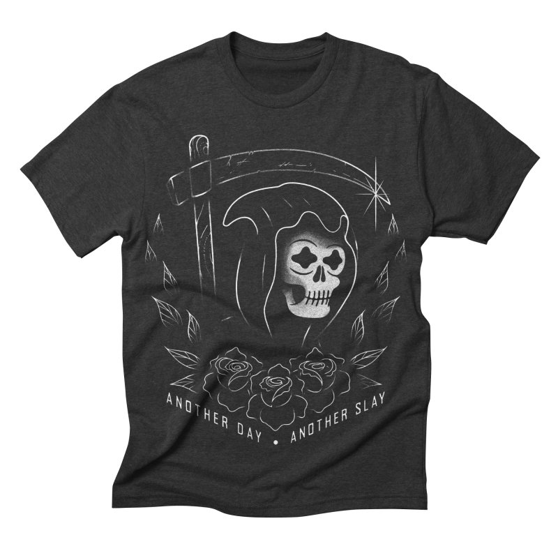 Another Day Another Slay Men's Triblend T-shirt by Jimmy Breen Artist Shop